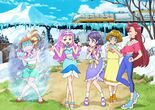 Tropical-Rouge! Pretty Cure Movie visual 3