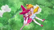 La magical broom vuela mas alto