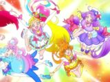 Pretty Cure! Tropical Change!