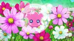 HGPC37 The Flower Element Spirit stays still for the Healing Animals
