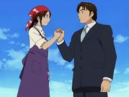 Akane rechaza propuesta nakao