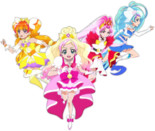 Go! Princess Minna de Utau Kiseki no Mahou!