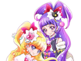 Mahou Tsukai Pretty Cure! Manga (Kamikita Futago)