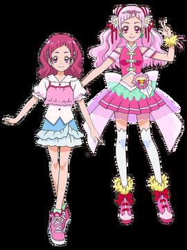 Hana Nono y Cure Yell.png