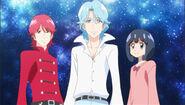 Red, Blue y Mirage