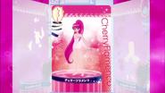 Carta Lovely Cherry Flamenco