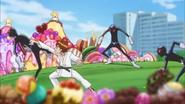 Seiji vs Choiarks