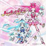 Heartcatch Theme Song Single (CDDVD)