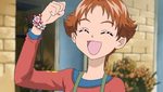 YPC517 Rin promises flowers to her customer