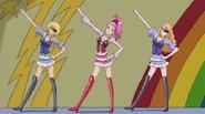 Grupo de baile de miyuki