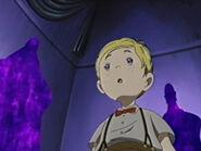 Niño de la mansion sombras