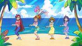 Viva! Spark! Back to the girls dancing