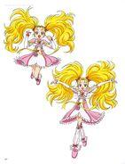 Yande.re 355205 sample dress futari wa pretty cure pretty cure