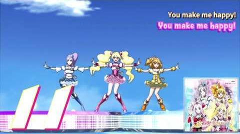 Fresh Pretty Cure! Vocal Album 1 Track11