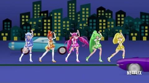 """Glitter Force - Music Video - """"You Can't Stop Me"""""""