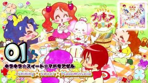 Lśniące☆Słodkie☆Mademoiselle