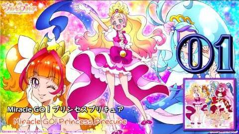Go! Princess Precure Vocal Album 1 Track01