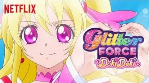 Glitter Force Doki Doki - Ending HD