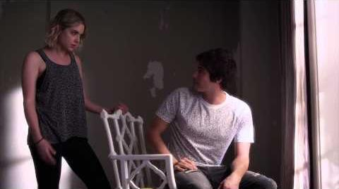 Pretty Little Liars - 6x04 Sneak Peek Caleb & Hanna-0