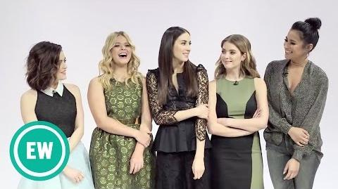 Pretty Little Liars cast compiles a foolproof Rosewood survival kit