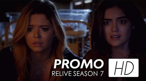 Pretty Little Liars The Endgame Is Coming The Final Episodes April 2017 on Freeform!