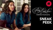 Pretty Little Liars The Perfectionists Episode 8 Sneak Peek Is Caitlin The New Spencer?