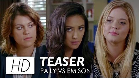 Pretty Little Liars Season 7B Teaser Paily Vs Emison HD