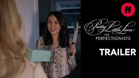 """Pretty Little Liars The Perfectionists Trailer - """"I Brought Pie!"""""""