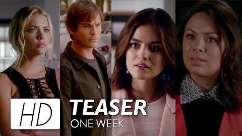 Pretty Little Liars Season 7B Teaser One Week, One Final Season HD