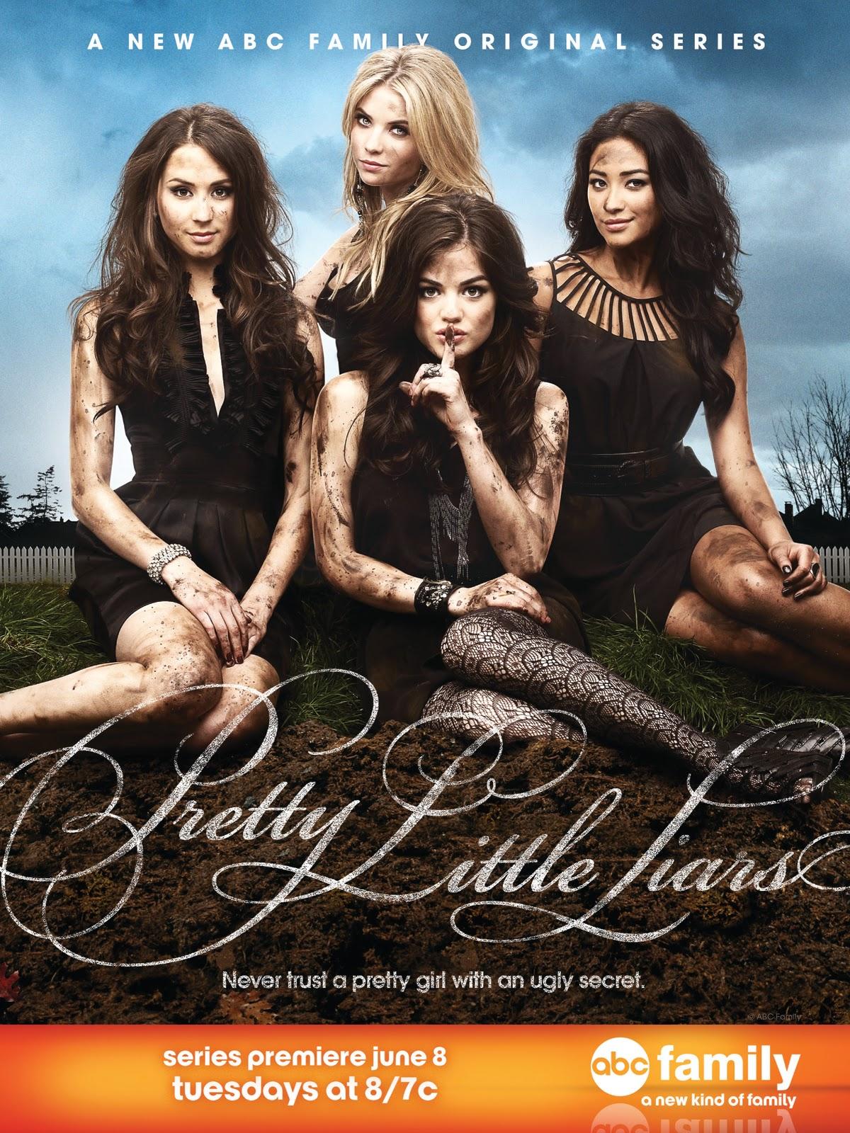 Season 1 Pretty Little Liars Wiki Fandom