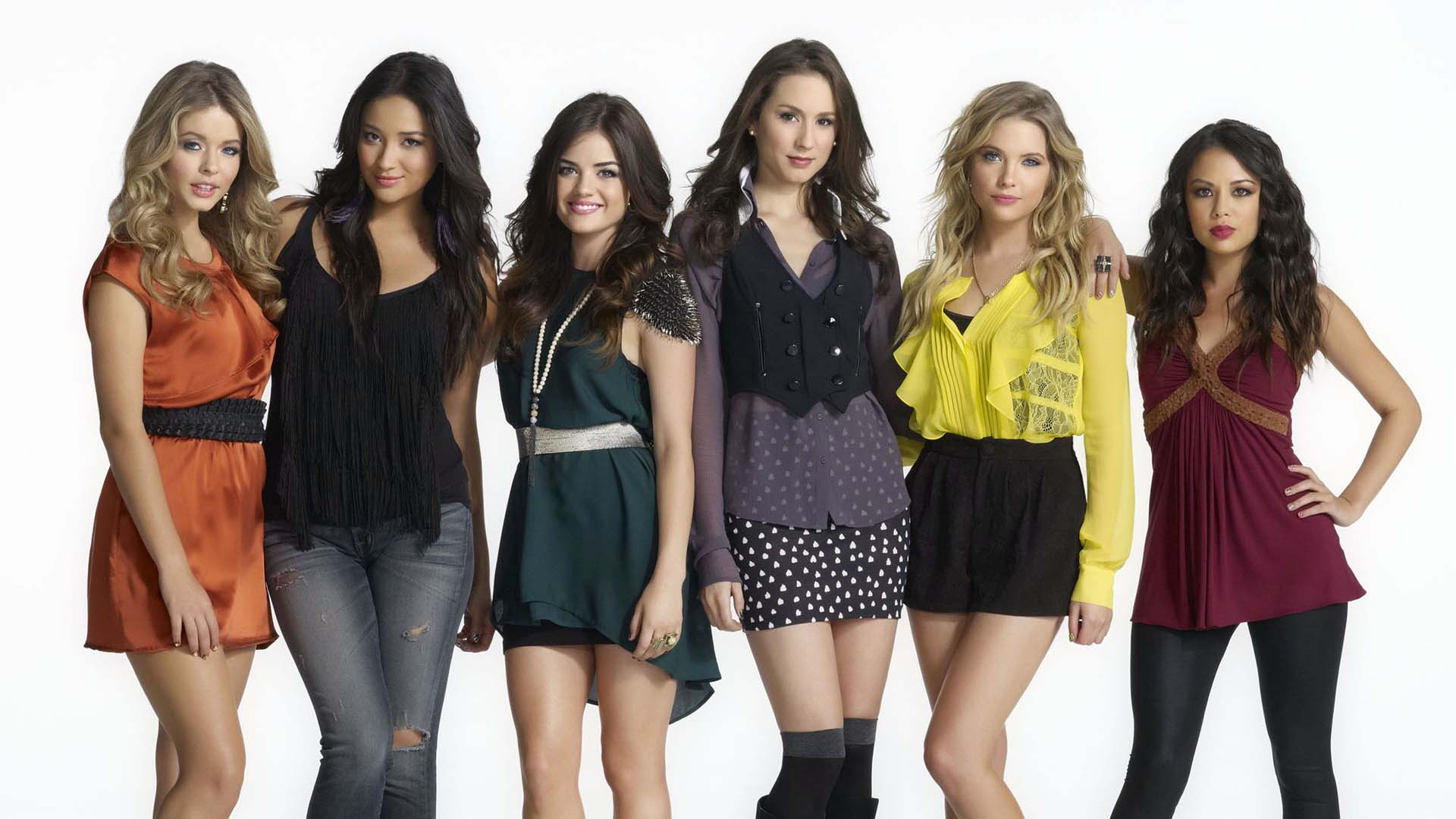 Pretty little liars who is a