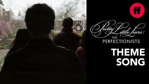 Episode 1 Opening + Theme Song - Pretty Little Liars- The Perfectionists - Freeform