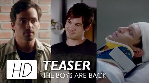 Pretty Little Liars Season 7B Teaser The Boys Are Back HD
