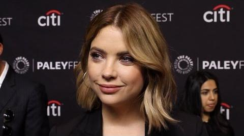 'Pretty Little Liars' Ashley Benson On Why Hanna Is 'A Part' Of Her