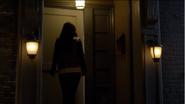CeCe's Apartment (Front Door)