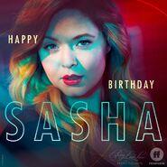 Sasha Pieterse Birthday