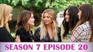 "Pretty Little Liars After Show Season 7 Episode 20 ""Til DeAth Do Us PArt"" Series and Season Finale-0"