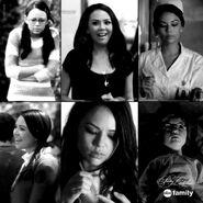Many Faces of Mona