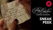 Pretty Little Liars The Perfectionists Episode 5 Sneak Peek Ava Finds a Secret Message