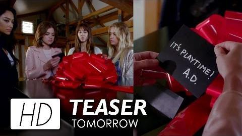 Pretty Little Liars Season 7B Teaser Tomorrow, the Game Continues HD