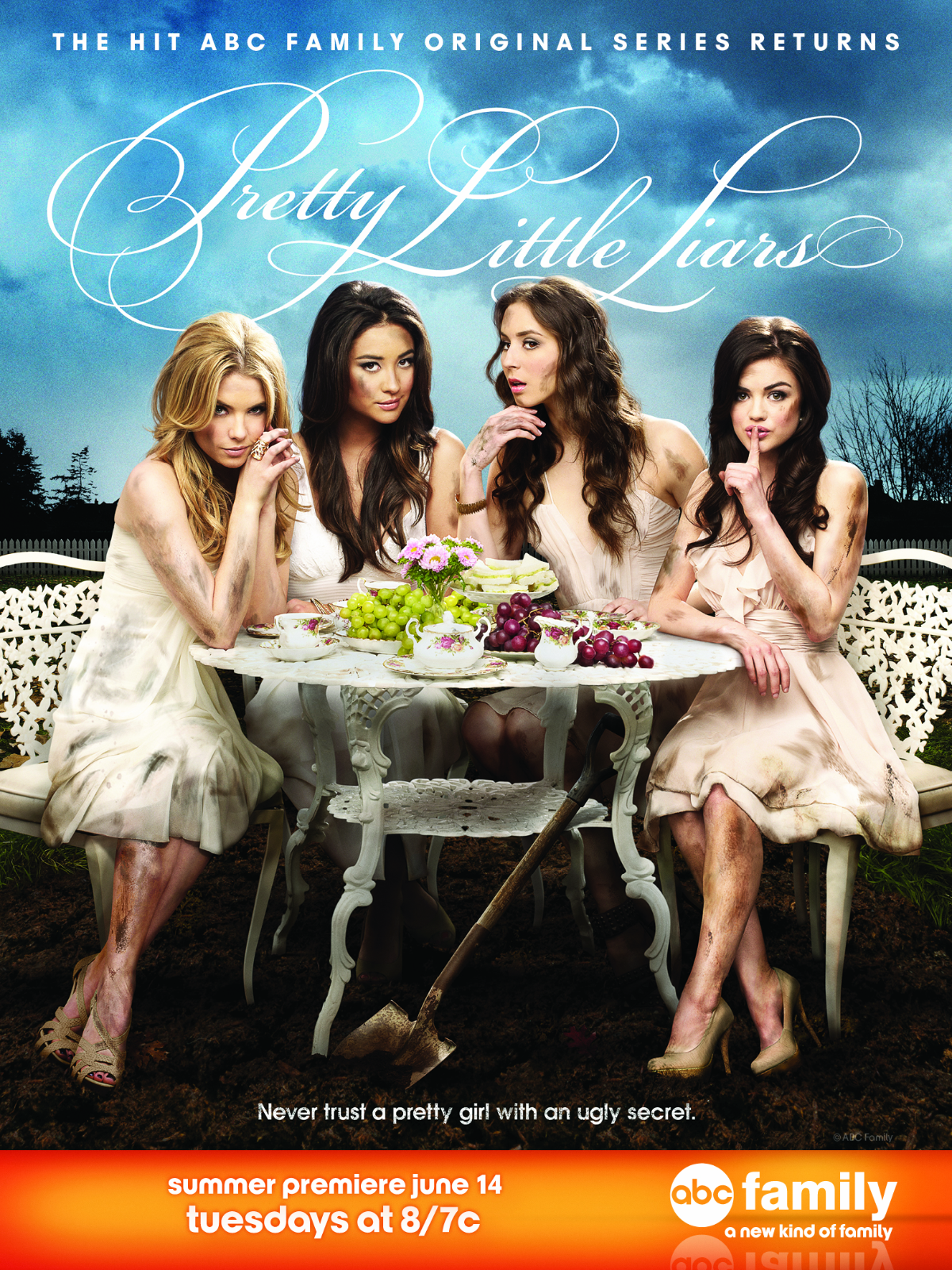 Season 2 Pretty Little Liars Wiki Fandom