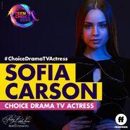 TCA Sofia-Carson