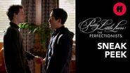 Pretty Little Liars The Perfectionists Season Finale Sneak Peek Dylan's Bully Is Back Freeform