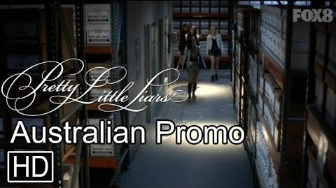 "Pretty Little Liars 6x04 AUSTRALIAN Promo - ""Don't Look Now"""