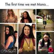 PLL Mona First-Time