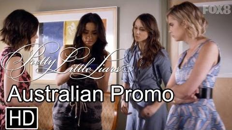 "Pretty Little Liars 6x03 AUSTRALIAN Promo - ""Songs of Experience"""