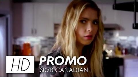 Pretty Little Liars Season 7B Canadian Promo & Famous In Love HD