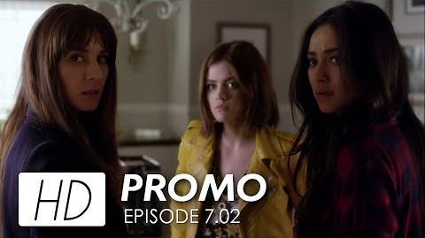 "Pretty Little Liars 7x02 Promo ""Bedlam"" HD"
