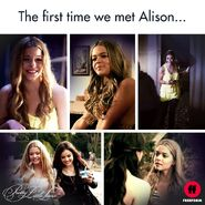 PLL Alison First-Time