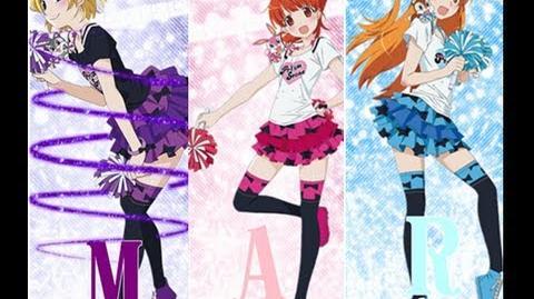 Puretty Rhythm Aurora Dream Aira&Rizumu We Will Win(episode - 18)